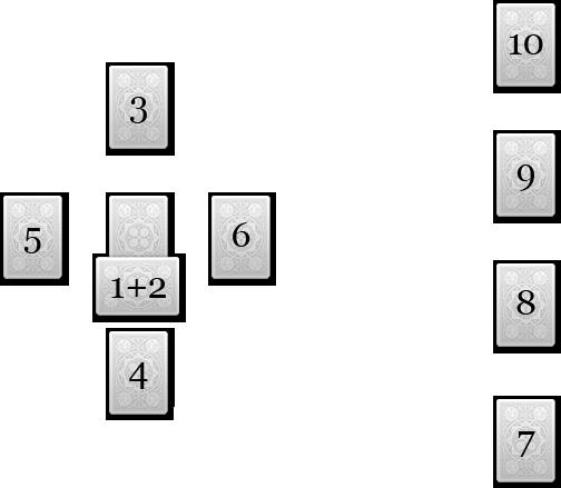 Сложный расклад на 9 карт таро
